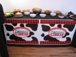 One of our generous sponsors - Cabot cheese