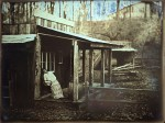 """Gregory Popovitch - """"Katie Outside Old Cabin"""""""