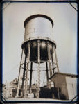 North Park Water Tower, 4x5in