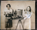 Daguerreotypist Couple (Left : YUGO ITO / RIGHT : JEONG HAENGSOOK)